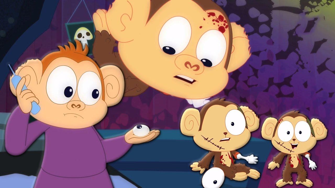 Cinque Scimmiette Saltavano Sul Letto.Cinque Scimmiette Five Little Monkeys Pagebd Com
