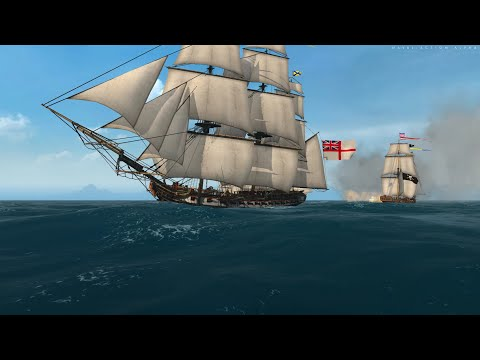 Ships of Naval Action - Essex
