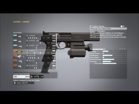 "No-one knew what the WU.PISTOL9 ""immobilizing agent"" did, so I investigated and made a video"