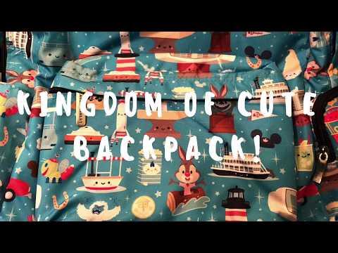 KINGDOM OF CUTE BACKPACK!