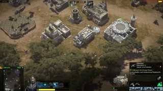 Command and Conquer Generals 2 Closed Alpha Gameplay 1