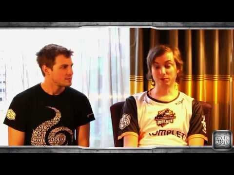 A quick chat with Copenhagen Wolves' cowTard at EU LCS in Wembley