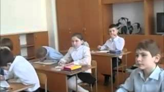 Урок русского языка во 2 классе