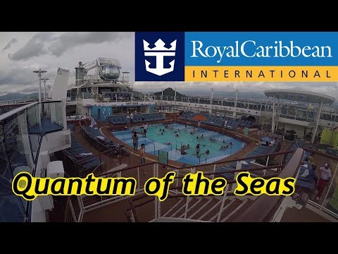 Quantum of the Seas Tour & Review  Royal Caribbean Cruise Line