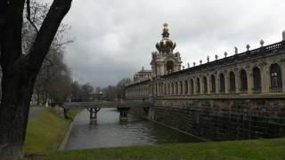 Дрезден за 4 минуты / Dresden for 4 minutes /(Дрезден, путешествия, достопримечательности, Германия, весь город за 4 минуты, барокко, ренесанс Dresden, traveling,..., 2017-02-26T18:15:49.000Z)