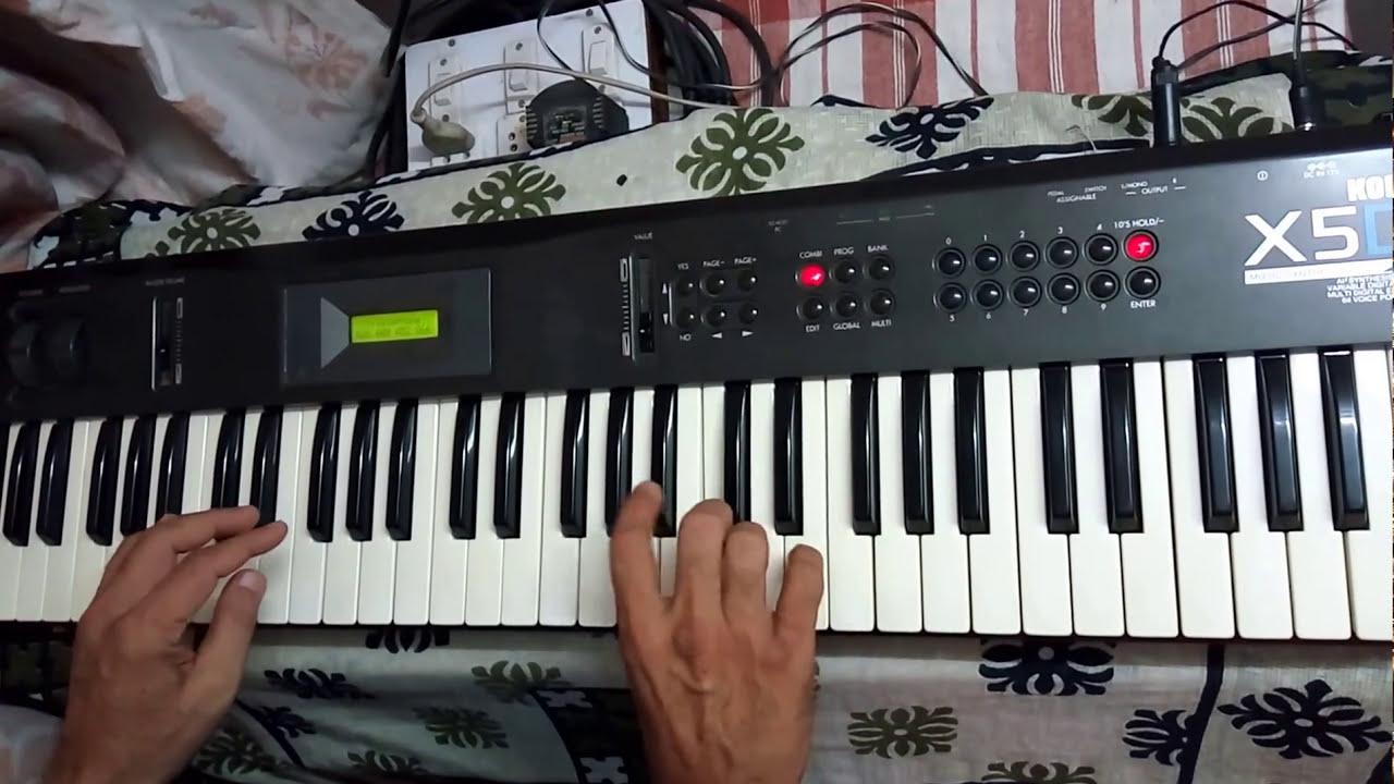 Tribute to Mukesh on his 94th Birth Anniversary - Keyboard / Organ play