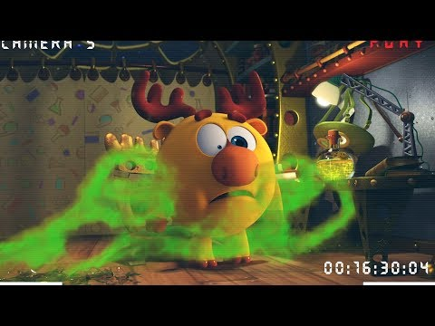 Мультфильм про счастье злость
