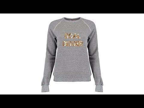 Bow   Drape Personalized Sweatshirt  Heather Gray