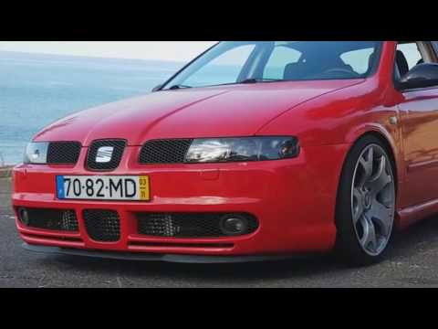 Seat Leon 1M OEM Gen 1.0 Projector  Headlight Retrofit Car review