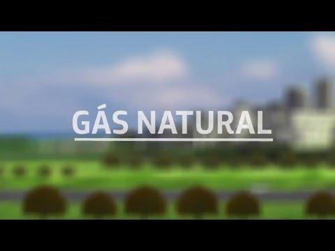 O Caminho do Gás Natural