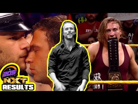 ROH FACTION GETS A NAME! WWE 205 Live & NXT Review (Going in Raw Podcast Ep. 287)