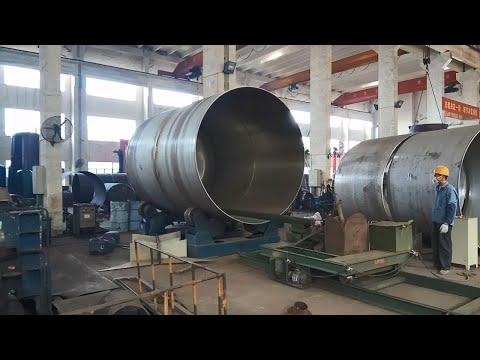 Pressure vessel production process