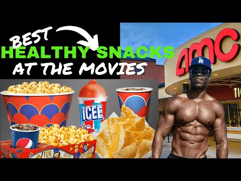 �� BEST LOW CALORIE HEALTHY MOVIE SNACK OPTIONS ��