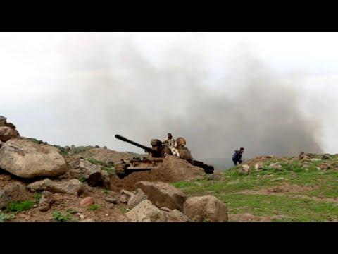 أخبار عربية - الجيش السوري الحر يحبط هجوما لتنظيم داعش في درعا  - نشر قبل 10 ساعة