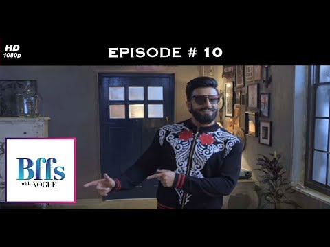 BFFs with Vogue S01 -  Lover Boy Ranveer gets candid! thumbnail