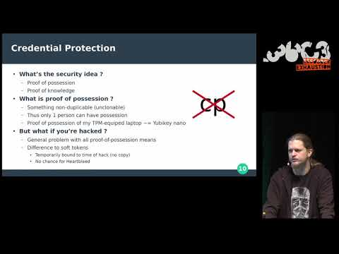 36C3 -  Hacking (with) A TPM - Russian (русский) Translation