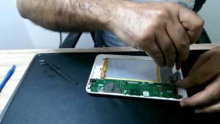 Huawei Mediapad 7 youth disassemble