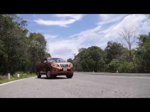 Xe.Tinhte.vn - Lái thử Nissan NP300 Navara EL - êm như SUV