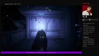 Batman Arkham knight (raw stream) part 3