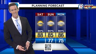 Local 10 Forecast: 05/23/20 Morning Edition
