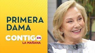 Cecilia Morel: El lado desconocido de la Primera Dama de Chile - Contigo en La Mañana