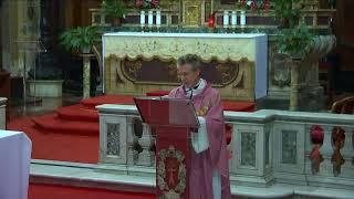 11 Marzo 2018 IV Domenica di Quaresima Anno B Domenica LAETARE Santa Messa ore 1830 OMELIA