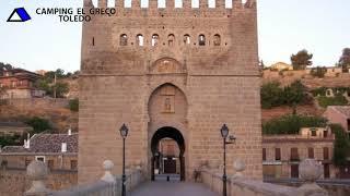 Camping el Greco, camping en Toledo