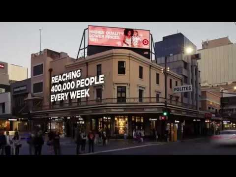 Digital Billboard - oOh!'s Signature Collection | Rundle Mall & King William Street