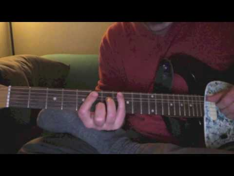Guitar Lesson: From d minor pentatonic to indian raga style improvisation