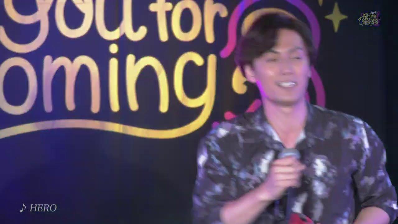 Kazuki Kato〜Thank you for coming! 2〜December 5th,2020@Tokyo,Shinjuku BLAZE  Digest Video