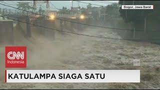 Katulampa Siaga Satu, Jakarta Waspada Banjir!