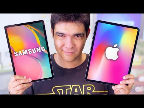 SAMSUNG vs APPLE LA BATALLA FINAL!!!!!!! Galaxy Tab S6