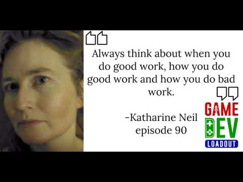 90: Seek Comfortability to Increase Productivity with Katharine Neil