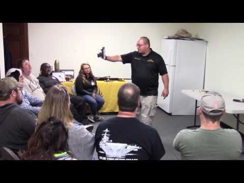 Basic Firearms Safety Course