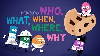 """""""Who, What, When, Where, Why"""" by The Bazillions"""