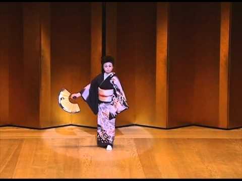 新日本舞踊「黒田節」(翔彩弥菊)第31回川崎舞踊会発表会