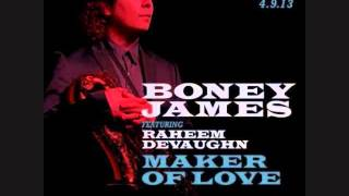 Watch Boney James Maker Of Love video