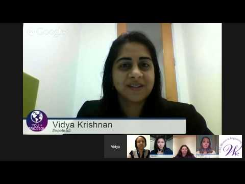 """Creating a World-Class Culture of Innovation through Grass-Roots Engagement"", Google+ Hangout pr..."