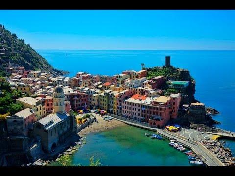Cinque Terre and a Livorno Sail Away