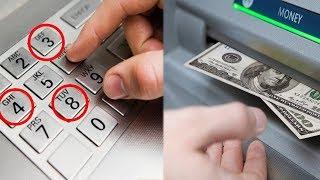 لن تصدق سهولة سرقة المال من صراف الآلي 2020
