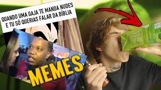 TENTA NÃO RIR COM MEMES PORTUGUESES