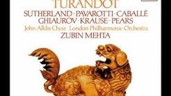 Turandot 2: Act 1 Gira la Cote!... Perchè tarda la Luna!