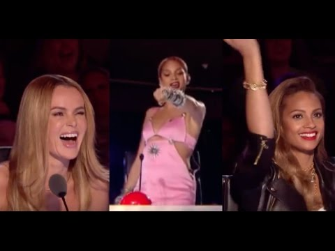 TOP 5 Unexpected, Funny Dance Acts On Britain's Got Talent