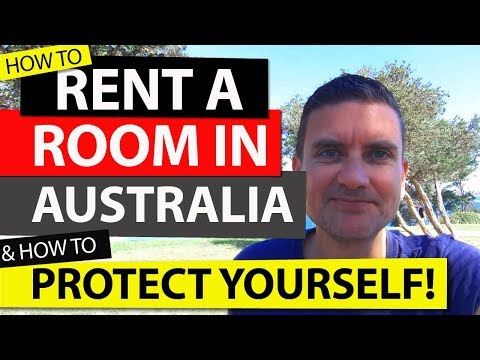 ACCOMMODATION AUSTRALIA - Identify illegal providers when renting a room 2017