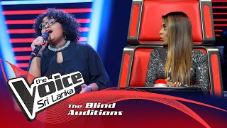 Hanźinie - Mashup | Aaley (ආලේ) , Believer  | Blind Auditions | The Voice Sri Lanka Thumbnail