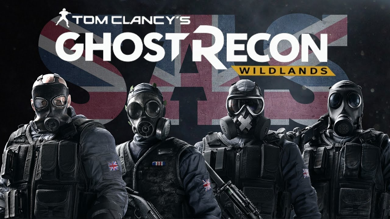 Ghost Recon: Wildlands | Rainbow Six Siege Character ... |Ghost Recon Rainbow Six