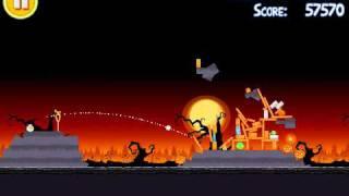 Angry Birds Seasons - Trick or Treat 3-15
