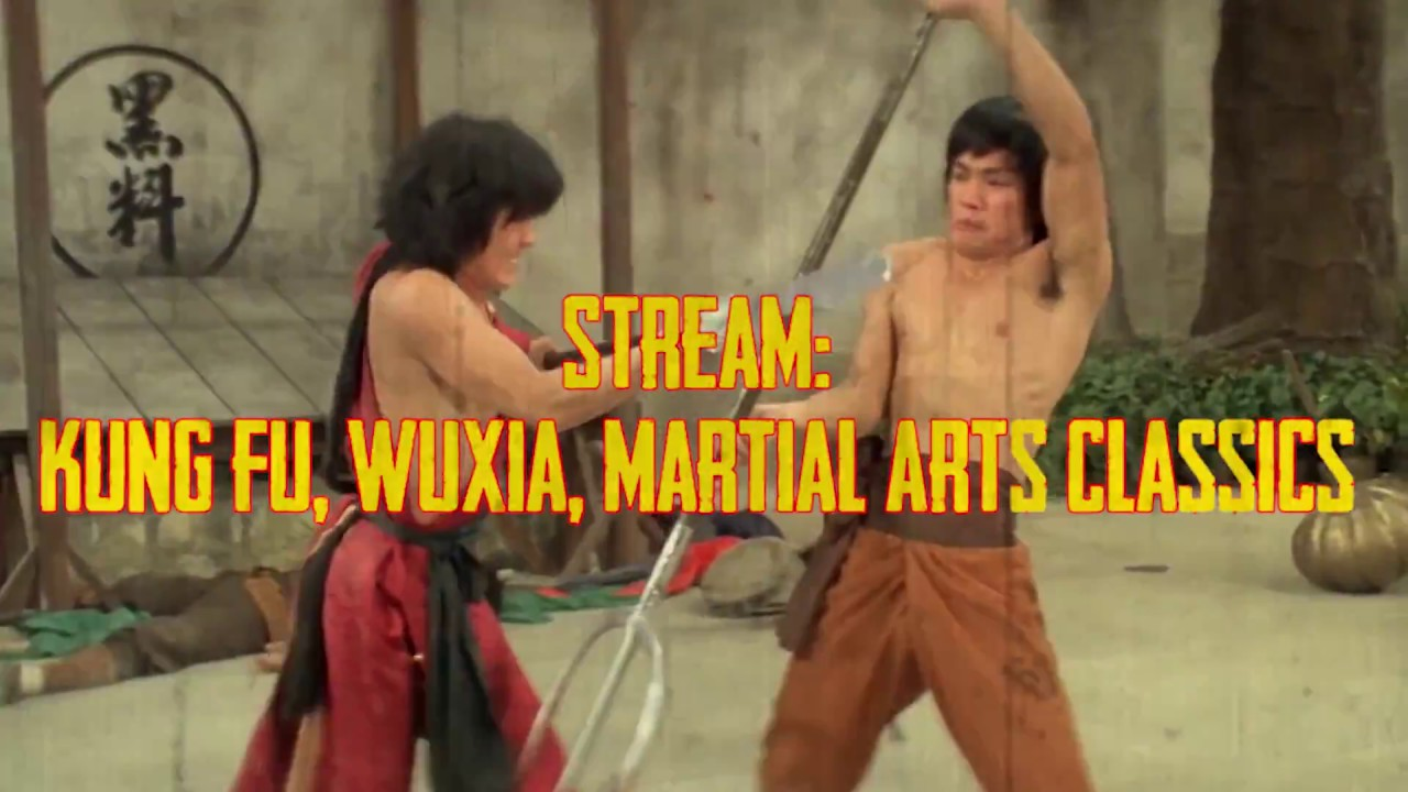Where can you find the best martial arts movies in History?