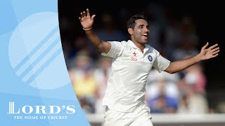 Bhuvi's Brilliant 6/82 on Lord's Debut