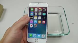 видео iPhone упал в воду, в экране видна вода, что делать? / Apple Water Damage